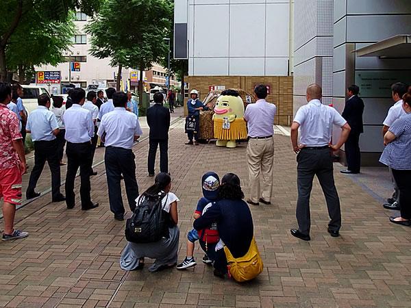 チャレンジラン横浜、神奈川新聞、カナロコ星人