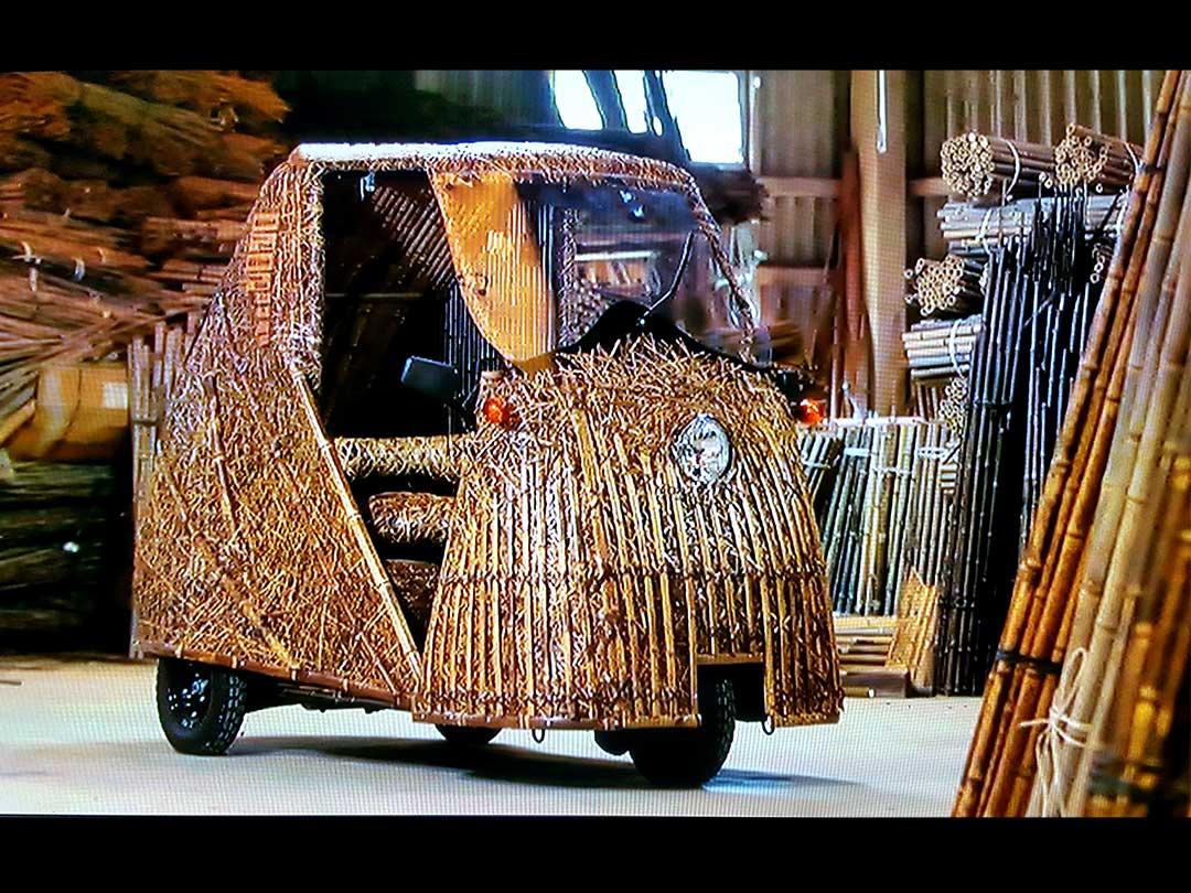 虎竹自動車、竹トラッカー