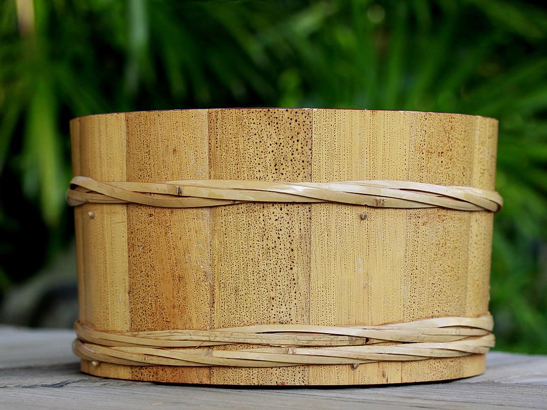 祖母の台所にあった竹製品