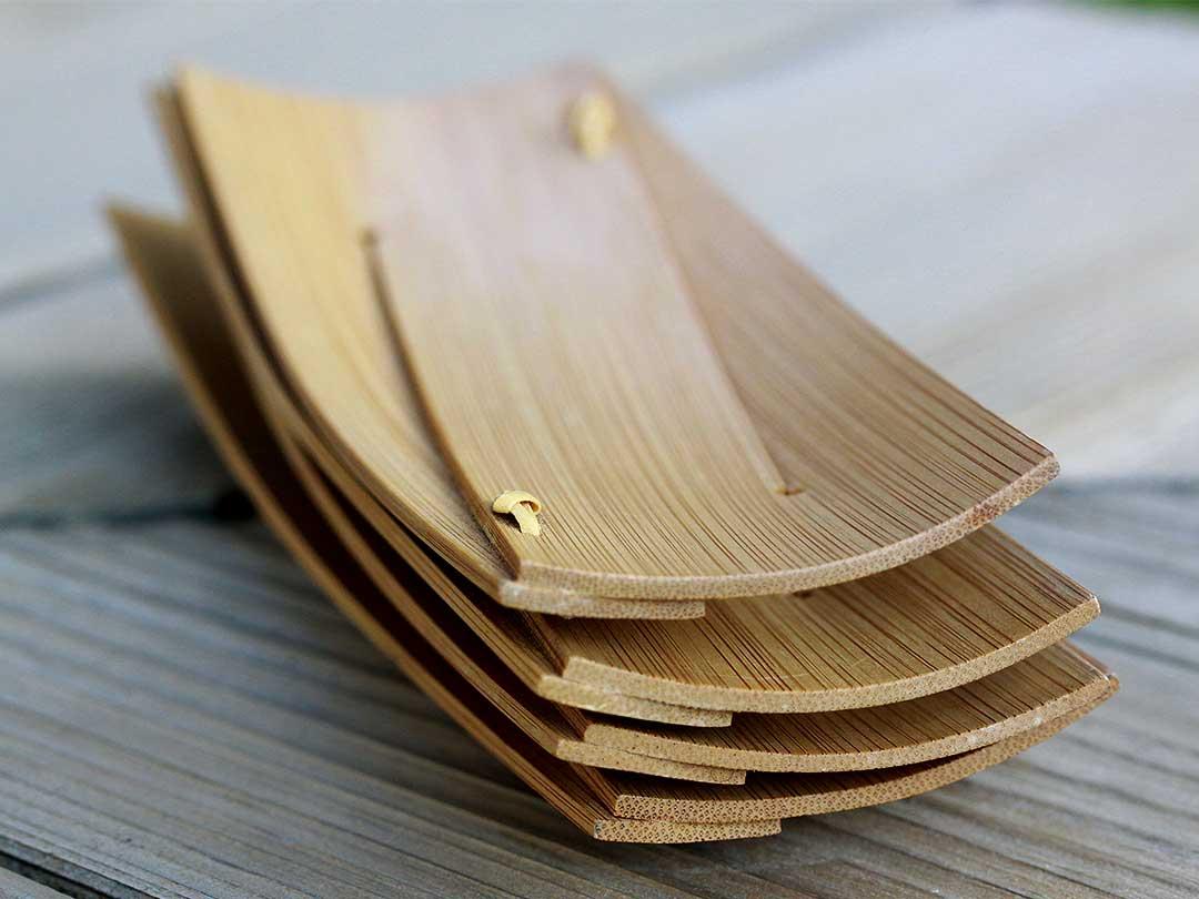 竹おしぼり入