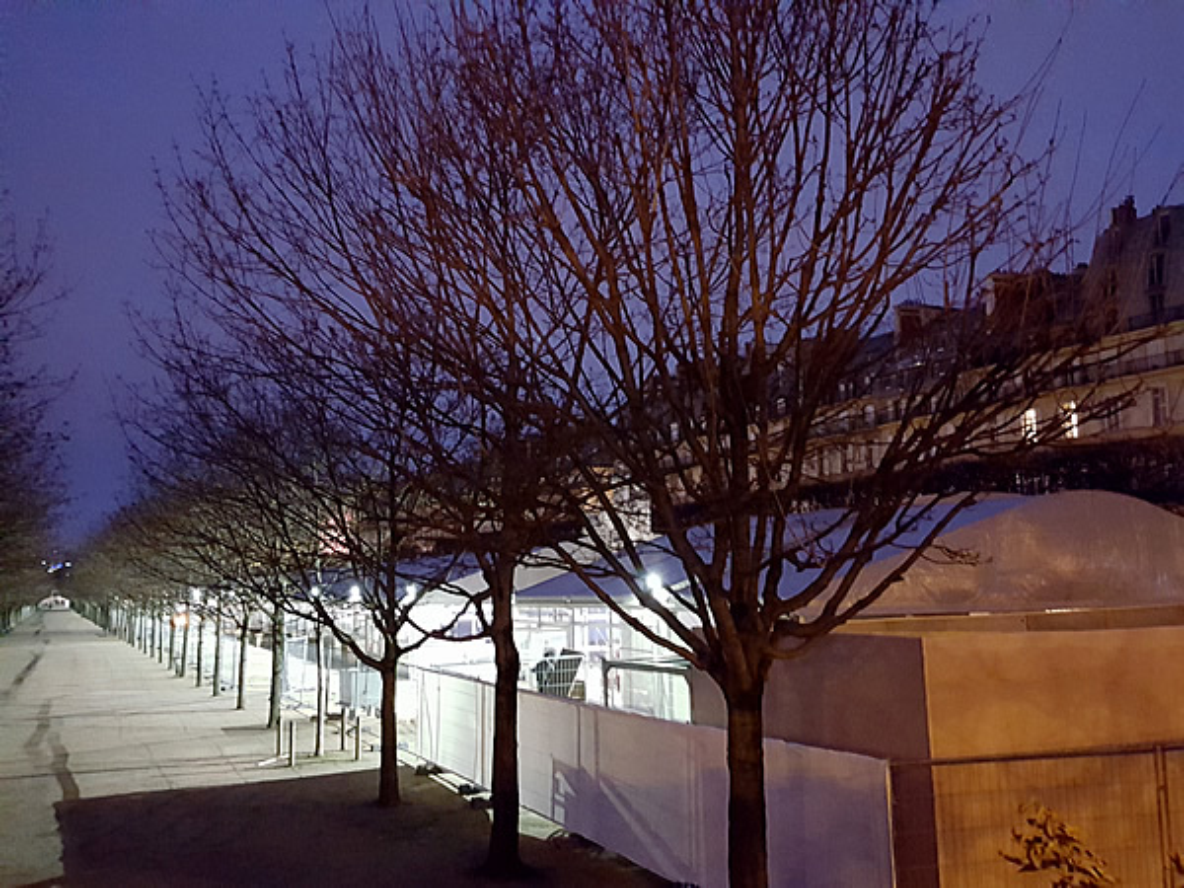 Premiere Classe Tuileries会場