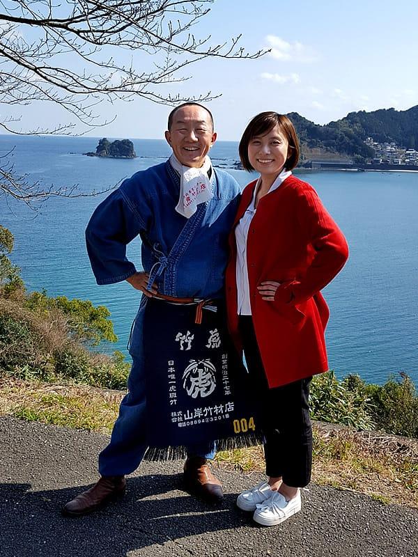 山本雪乃アナ、竹虎四代目、テレビ朝日「羽鳥慎一モーニングショー」
