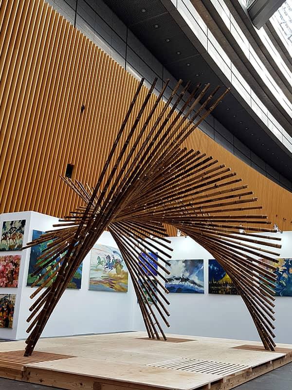 「Installation kaguya」