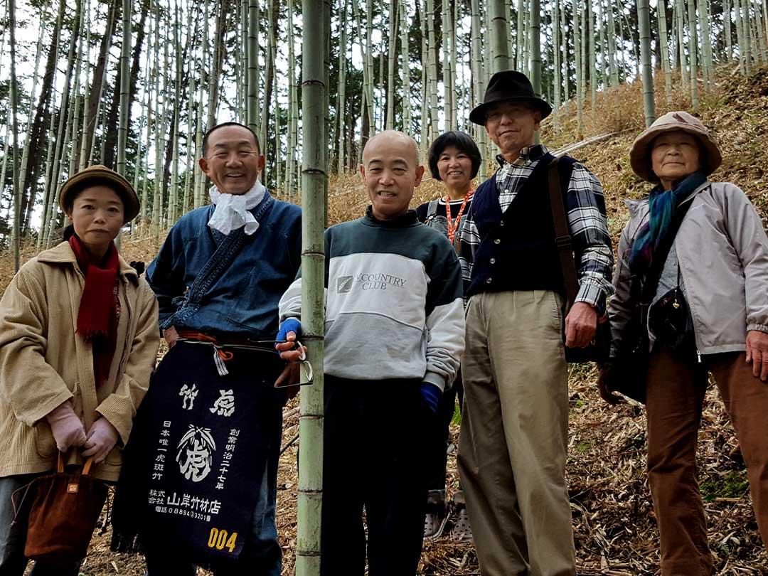 日本竹筬技術保存研究会、竹虎四代目