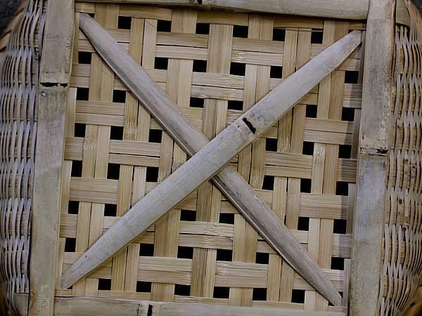 淡竹椀籠力竹