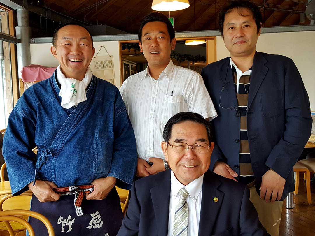 第58回全国竹の大会、高知県大会、渡邊政俊先生