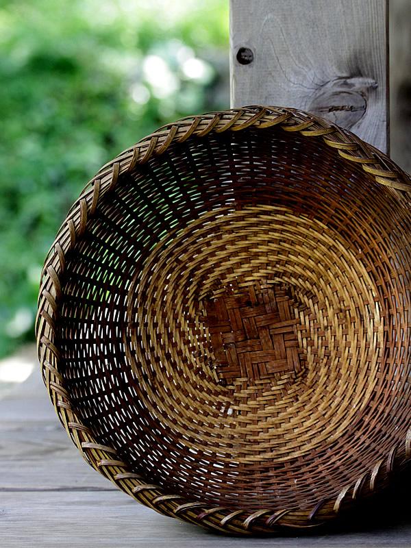 土佐網代の籠