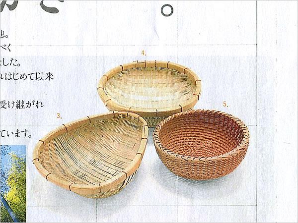 40数年前の竹製品ポスター