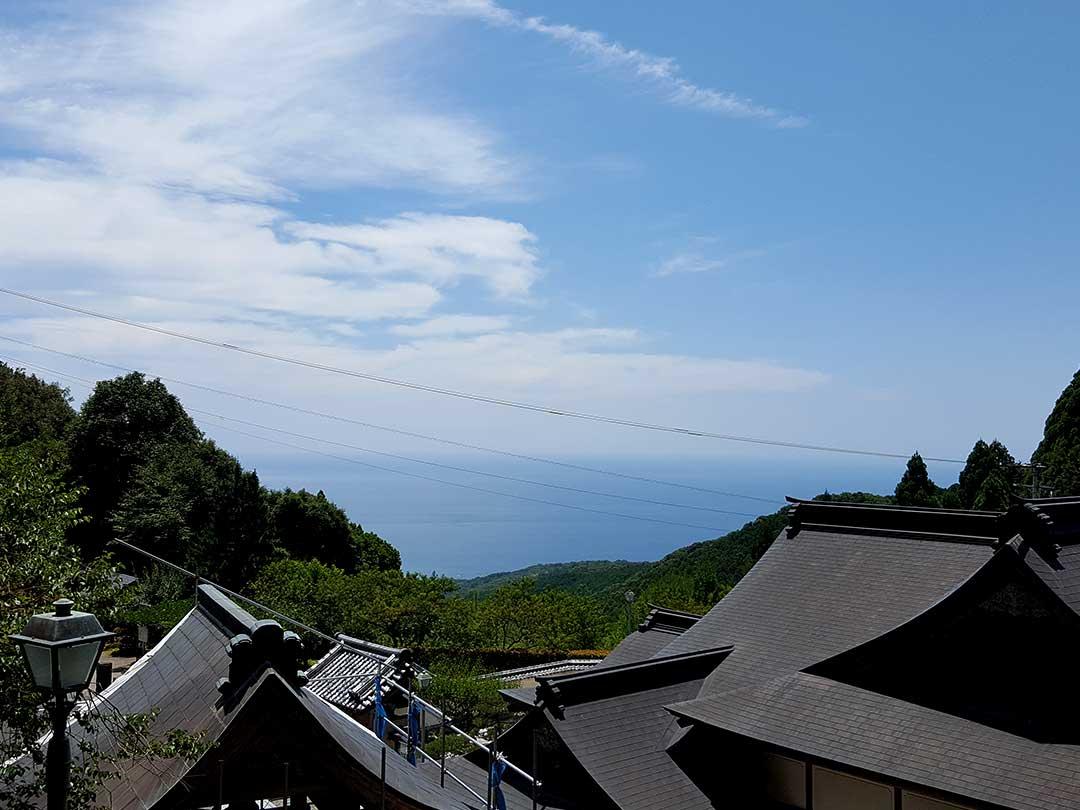 竹林山地蔵院神峯寺