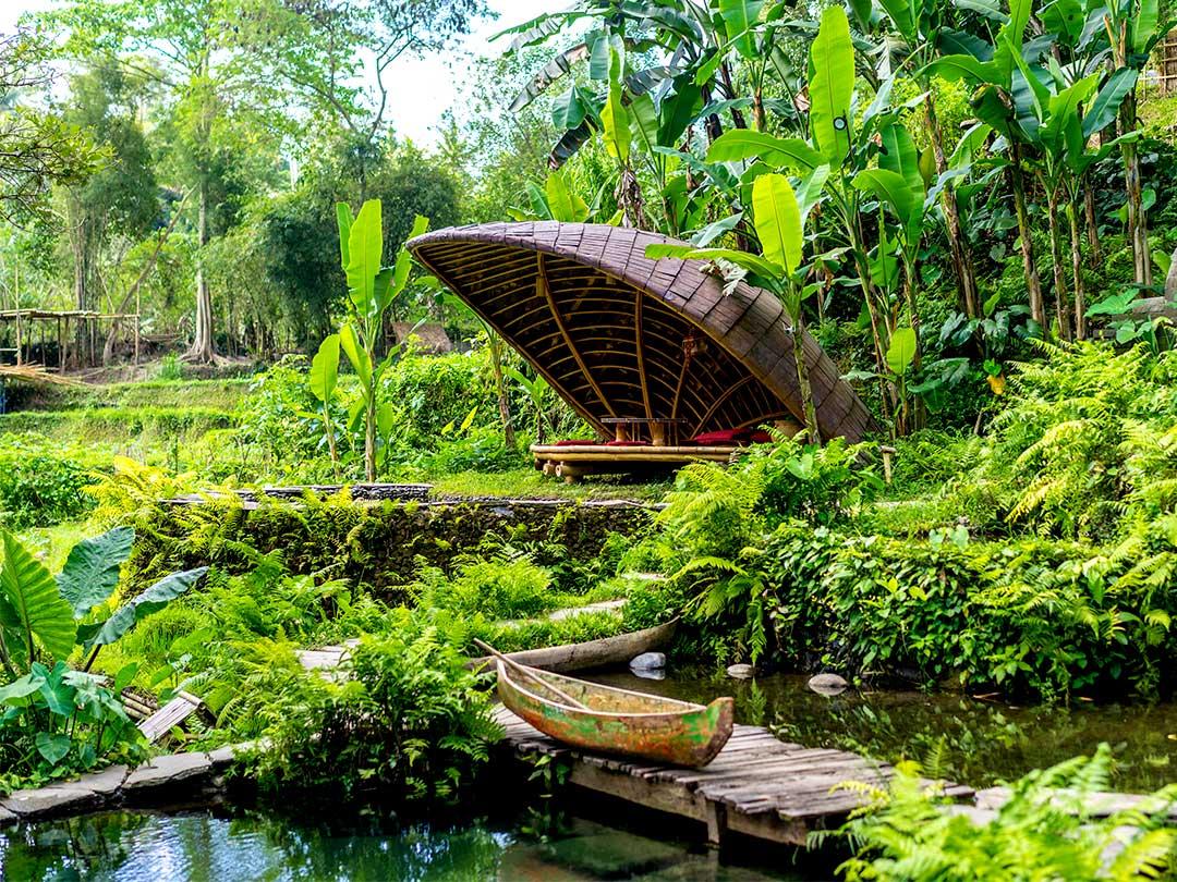 bambu indah、バンブーインダ