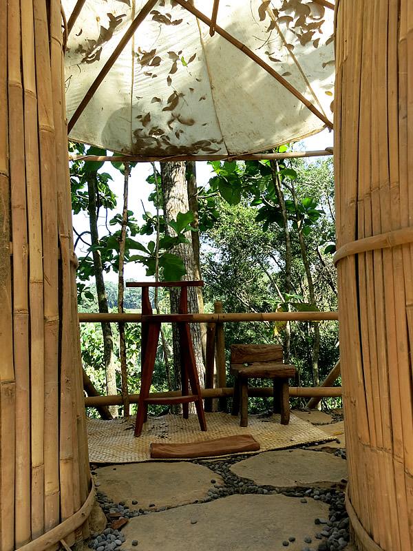 bambu indah、バンブードーム、バストイレ