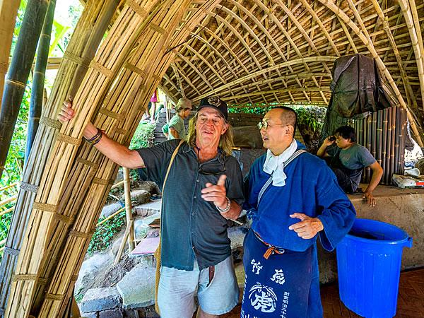 bambu indah、John Hardy、竹虎四代目(山岸義浩)