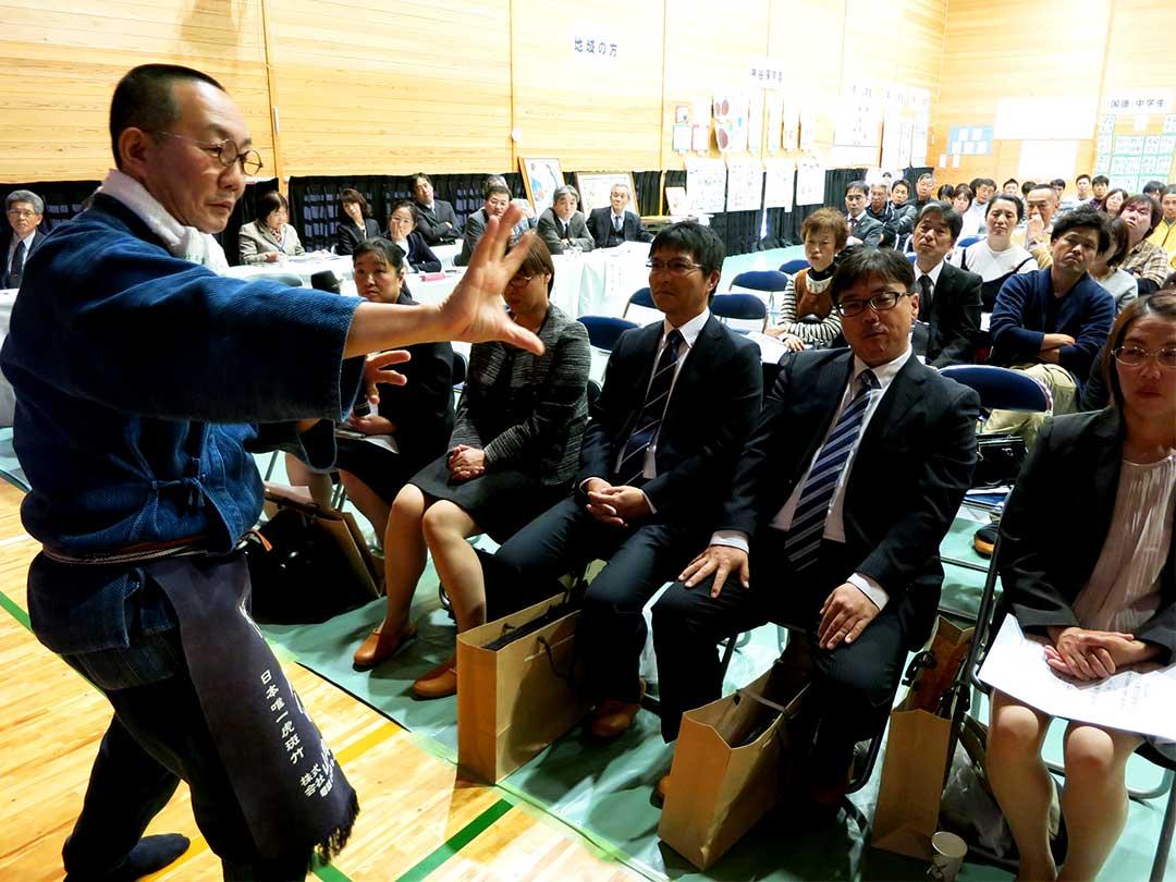 吾川郡連合会PTA研究大会、竹虎四代目