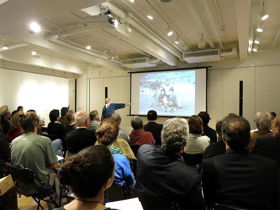 ブラジルサンパウロ、Japan House竹虎四代目講演