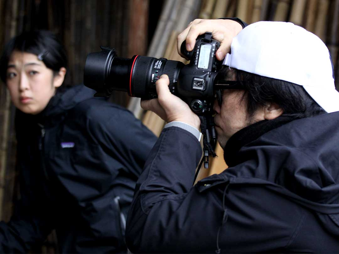 写真家ミナモトタダユキさん