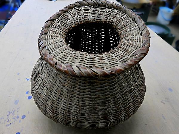 根曲竹魚籠