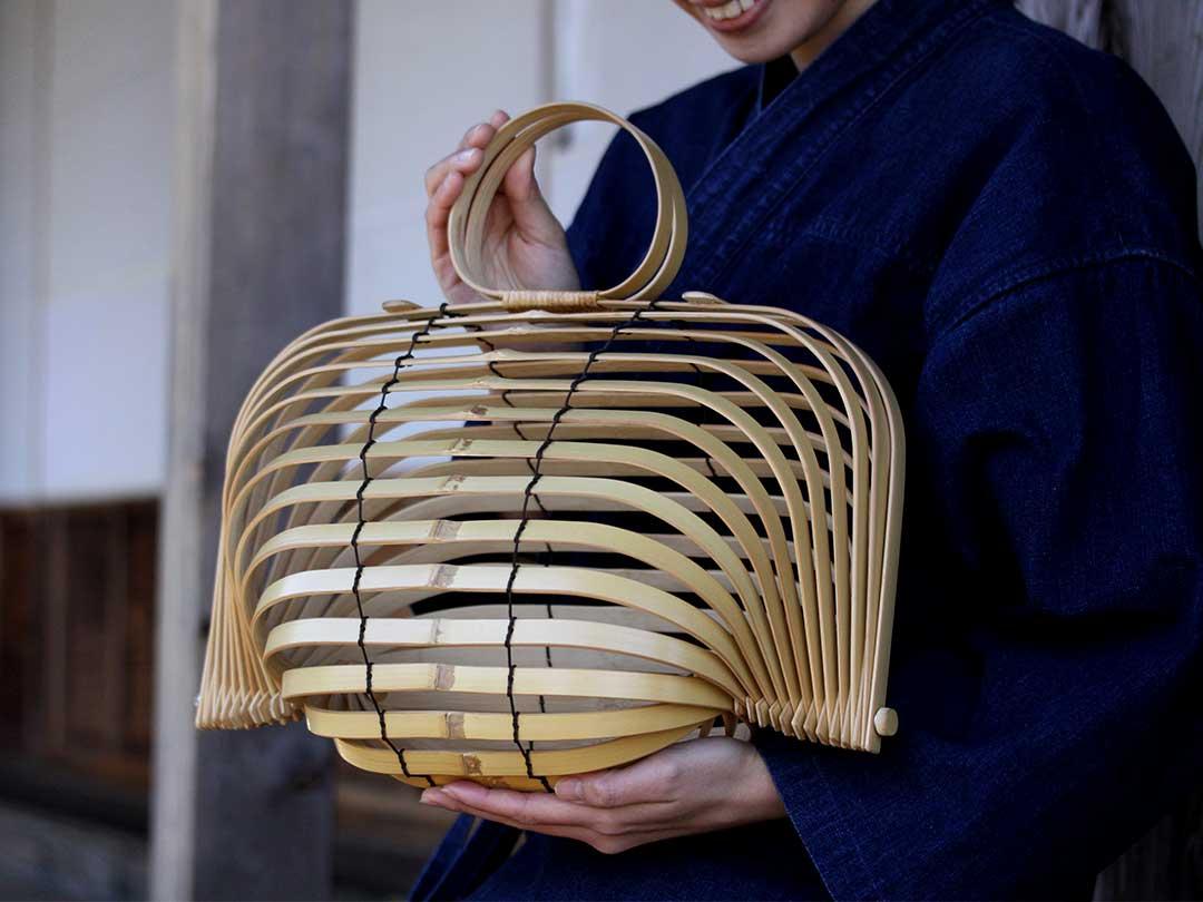 竹バックニューヨーカーの原型