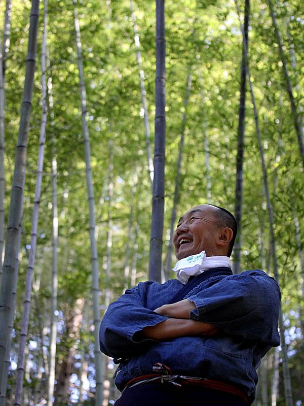 竹虎四代目(YOSHIHIRO YAMAGISHI)、山岸義浩、虎竹、Tiger Bamboo