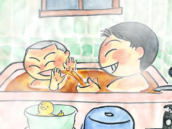 竹酢液入浴剤