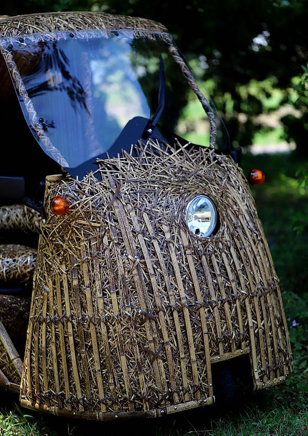 日本唯一の虎竹自動車「竹トラッカー」、竹虎四代目(山岸義浩)