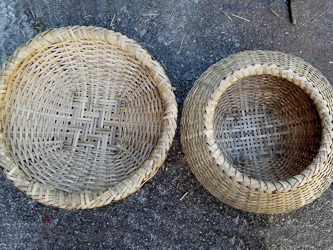 蓬莱竹のバーキ