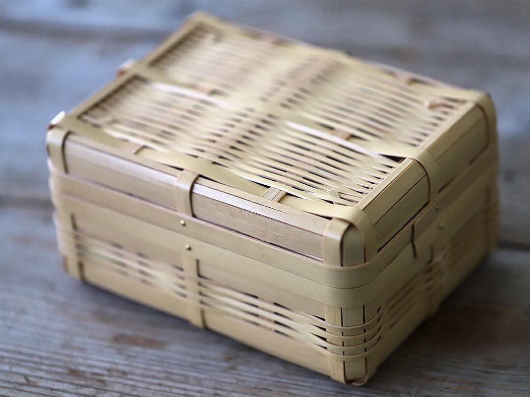 白竹ランチボックス