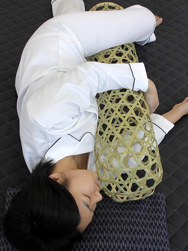 竹の抱き枕