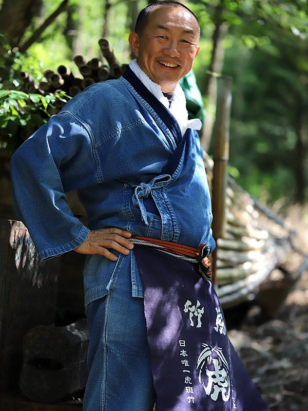 竹虎四代目(山岸義浩)YOSHIHIRO YAMAGISHI