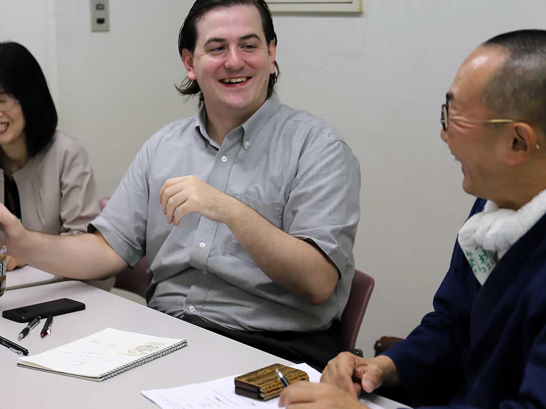 エヴァグリーン英会話スクール、竹虎四代目(山岸義浩、YOSHIHIRO YAMAGISHI)
