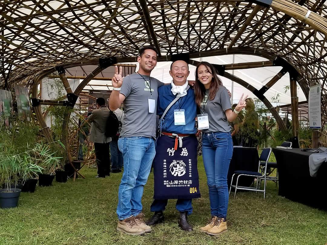 世界竹会議メキシコ