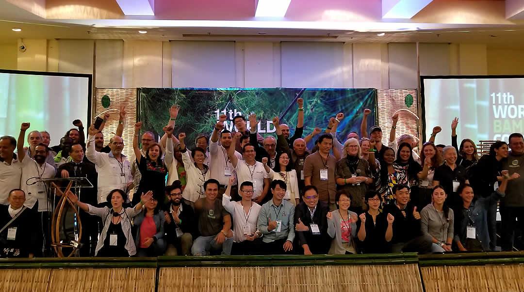 第11回世界竹会議メキシコ(11th World Bamboo Congress )