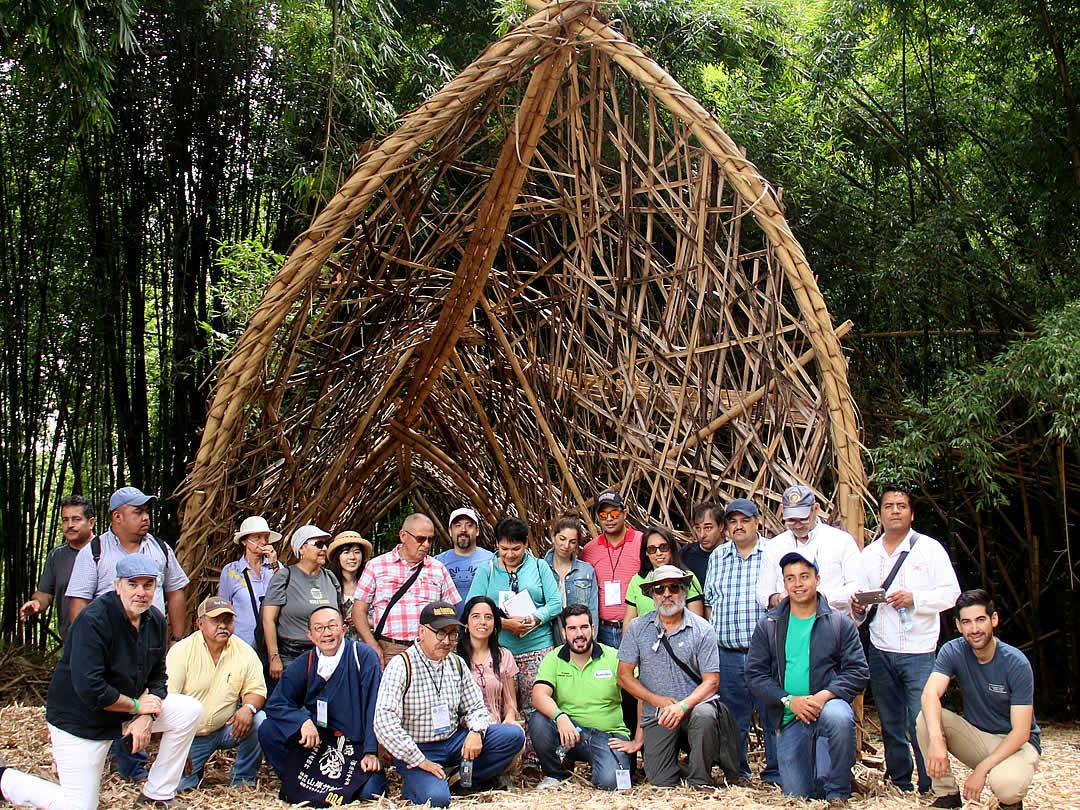 世界竹の日、World Bamboo Day、竹虎四代目(山岸義浩)