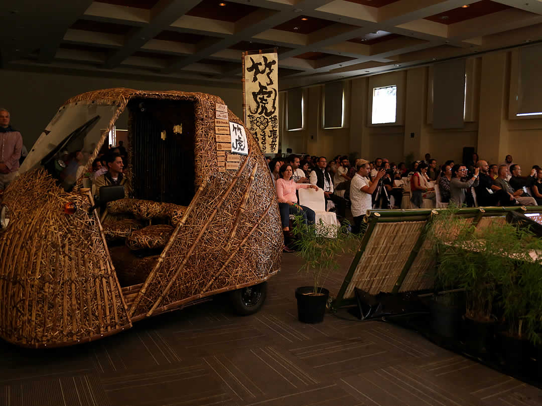 世界竹会議メキシコ、竹トラッカー、TigerBamboo