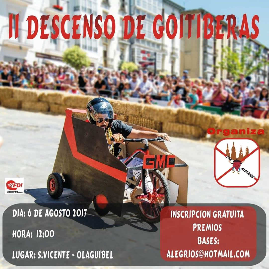 スペイン・ボックスカートレース