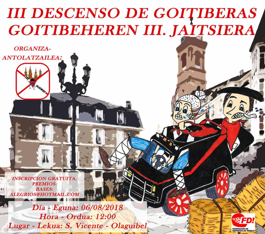 スペイン・ボックスカートレース(Carrera de Goitiberas de las Fiestas de la Blanca de Vitoria-Gasteiz)
