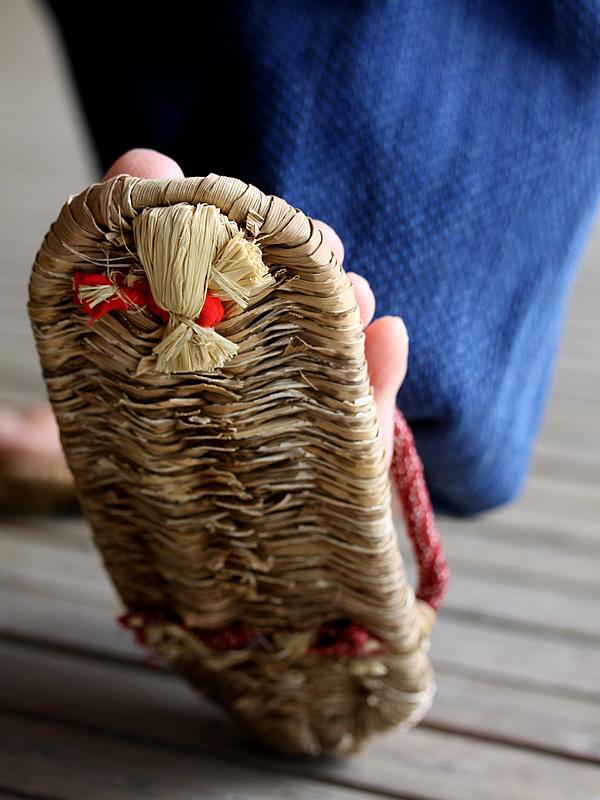 竹皮ぞうり