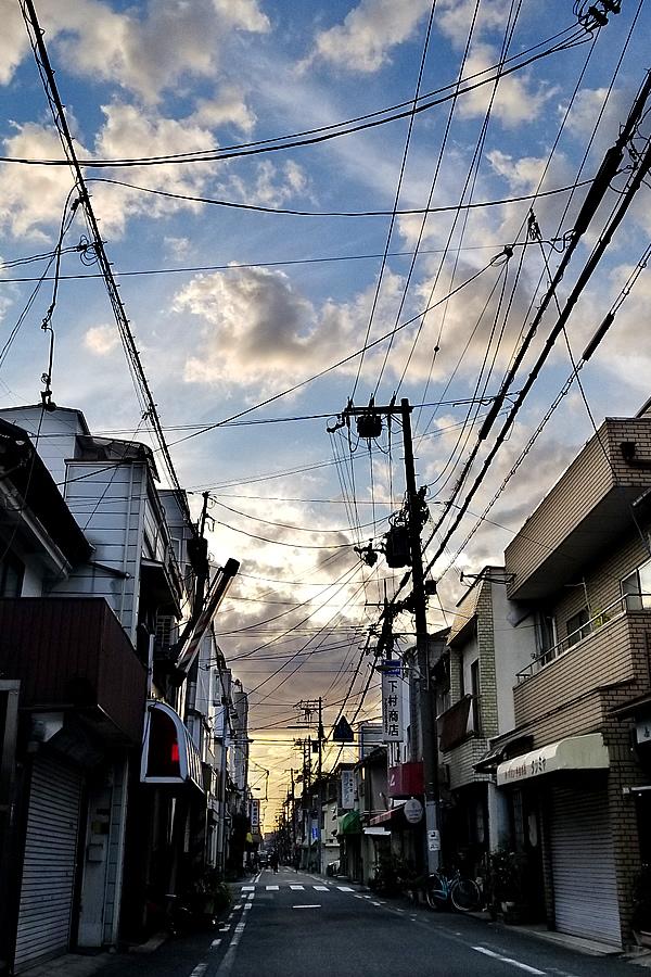 懐かしい大阪の下町