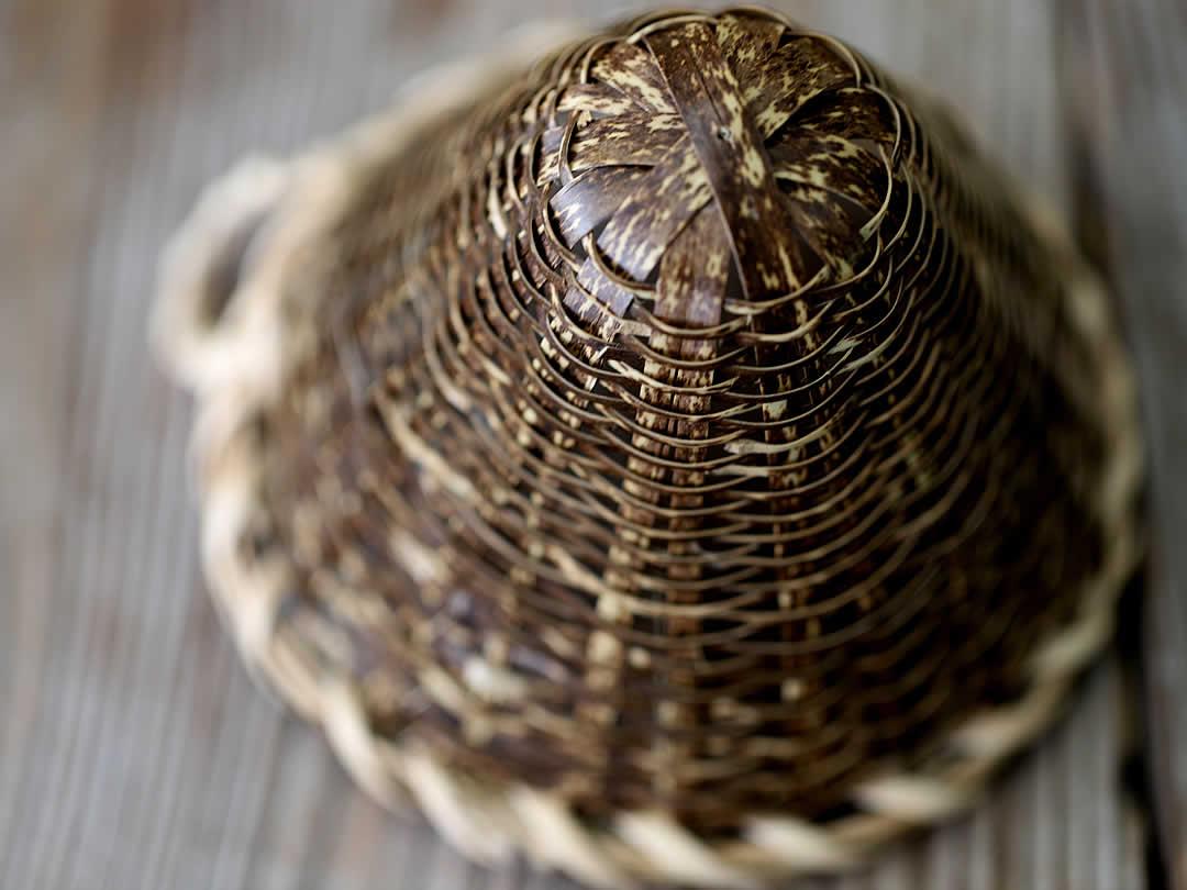 虎竹コーヒードリッパー製造職人