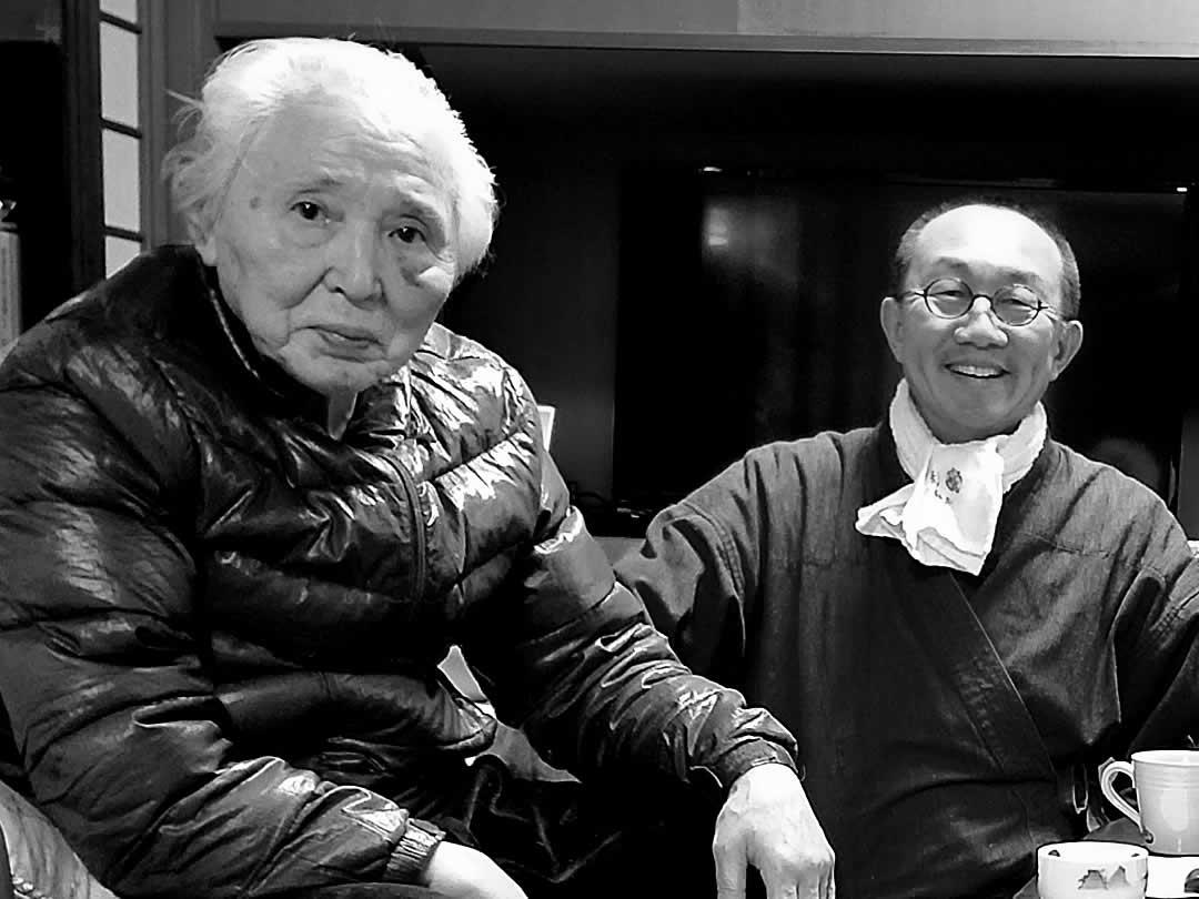 渡辺竹清先生、竹虎四代目