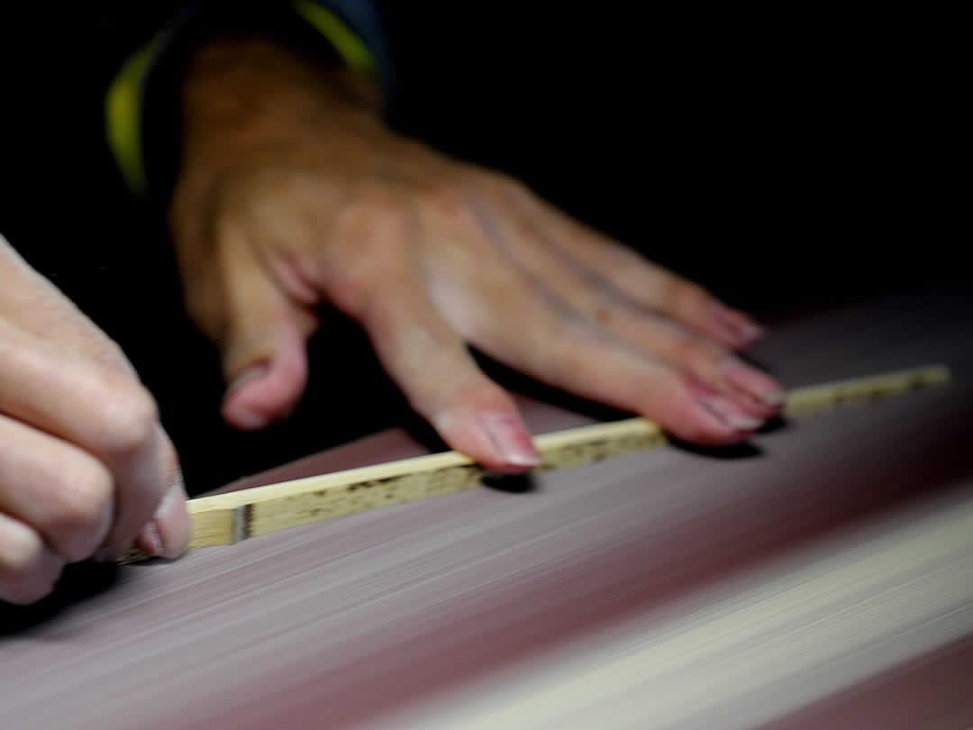 虎竹箸製造