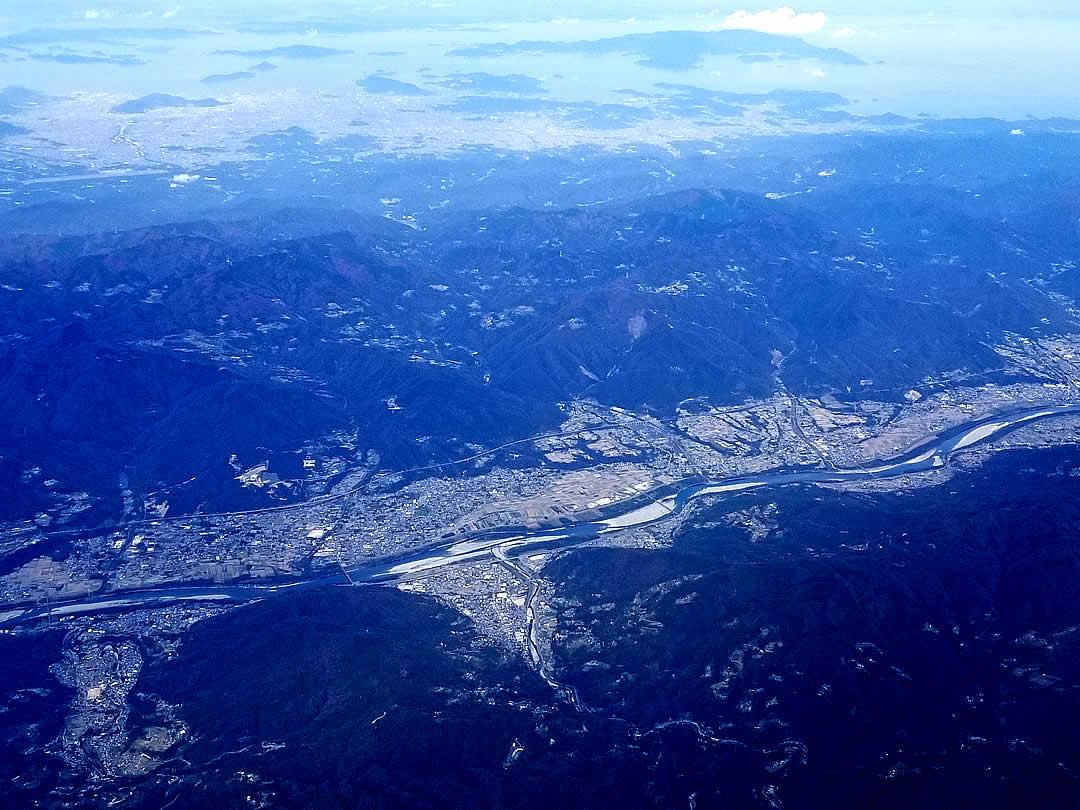 吉野川(四国三郎)