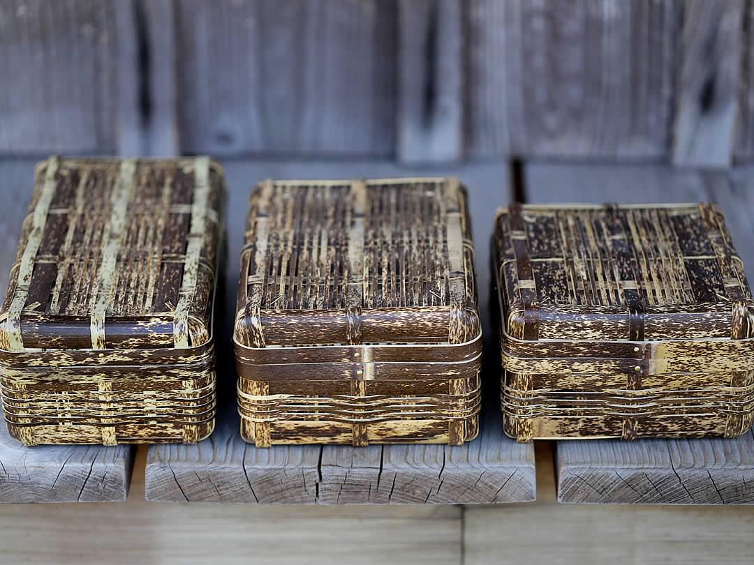 虎竹ランチボックス、弁当箱