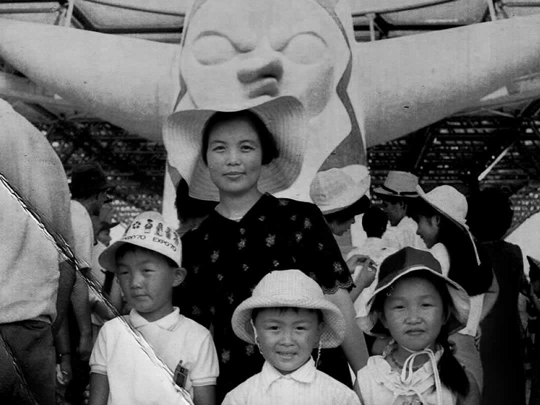 日本万国博覧会・大阪万博1970(EXPO'70)・太陽の塔