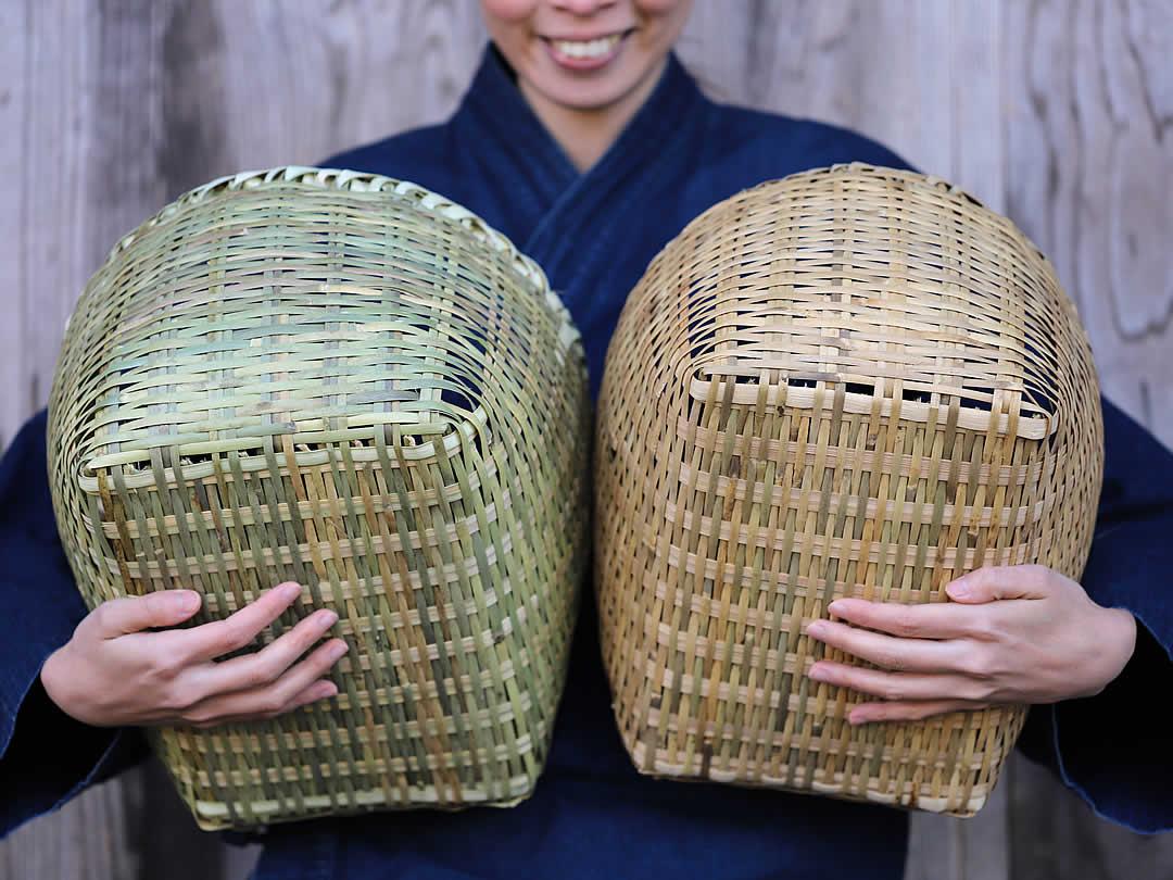 篠竹野菜籠