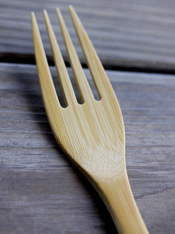 竹フォーク