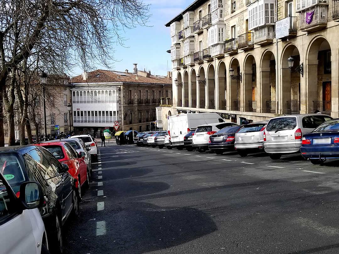 ビトリアのソープボックスレース(Soapbox race of La Blanca in Vitoria)