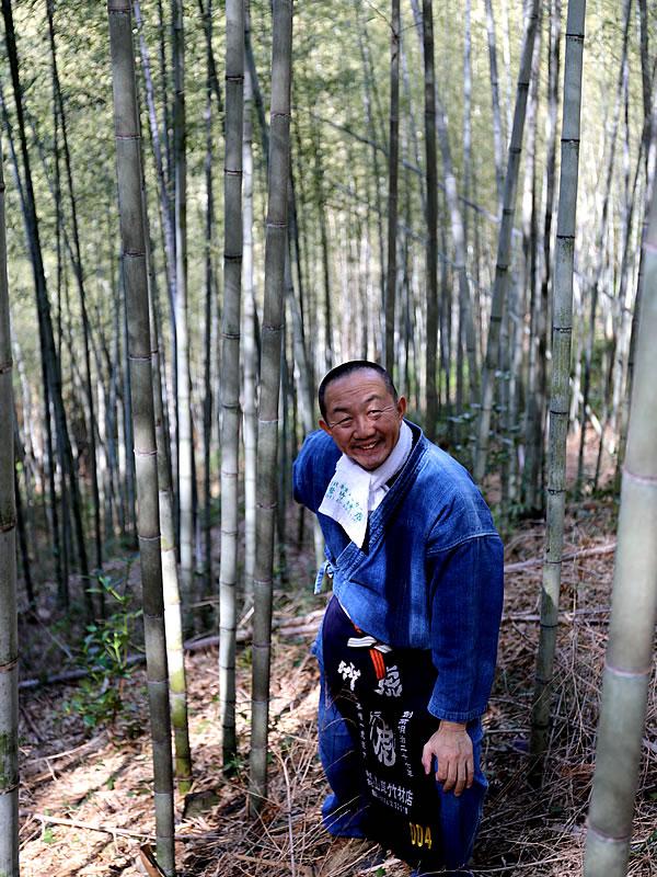竹虎四代目(YOSHIHIRO YAMAGISHI、山岸義浩)