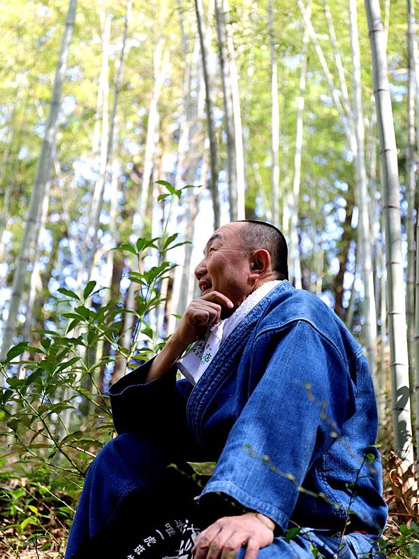 竹虎四代目(山岸義浩)、日本唯一の虎竹