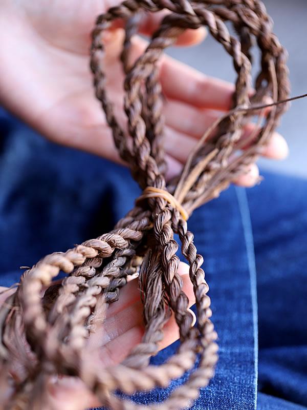 山葡萄ロープ