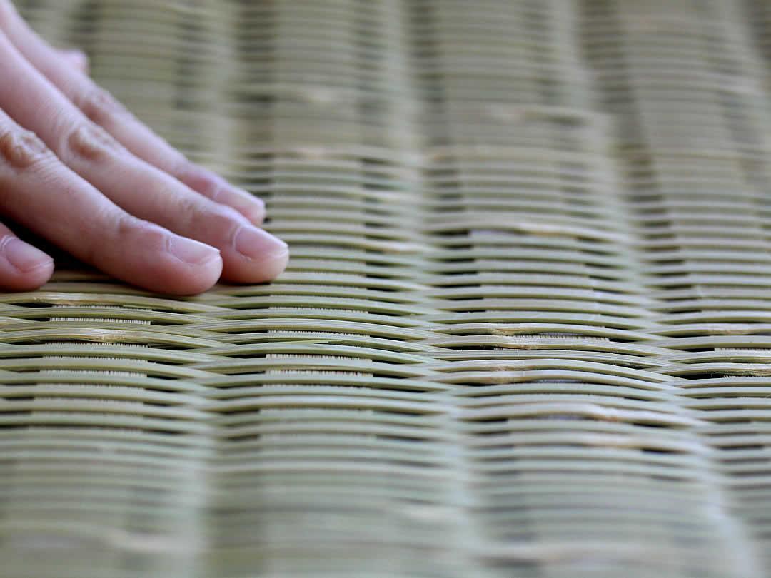 匠の横編竹ざる65㎝